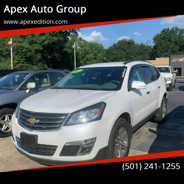 2017 Chevrolet Traverse for sale at Apex Auto Group in Cabot AR