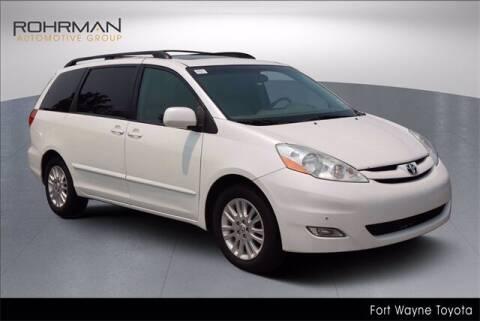 2010 Toyota Sienna for sale at BOB ROHRMAN FORT WAYNE TOYOTA in Fort Wayne IN