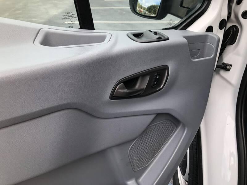 2016 Ford Transit Cargo 150 3dr SWB Low Roof Cargo Van w/60/40 Passenger Side Doors - Savannah GA