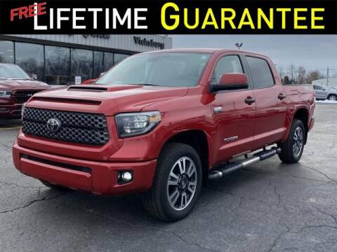 2020 Toyota Tundra for sale at Vicksburg Chrysler Dodge Jeep Ram in Vicksburg MI
