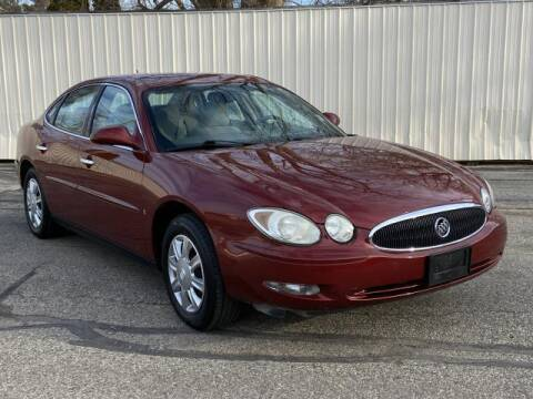 2007 Buick Allure for sale at Miller Auto Sales in Saint Louis MI
