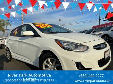 2013 Hyundai Accent for sale at River Park Automotive Center in Fresno CA