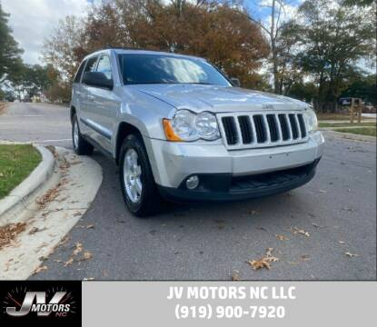 2008 Jeep Grand Cherokee for sale at JV Motors NC LLC in Raleigh NC