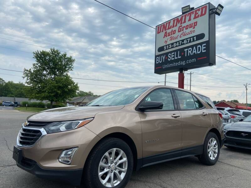 2018 Chevrolet Equinox for sale in West Chester, OH