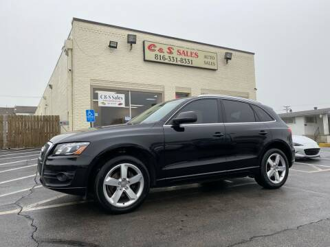 2011 Audi Q5 for sale at C & S SALES in Belton MO