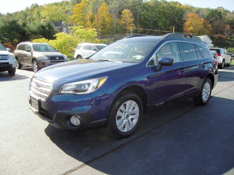 2016 Subaru Outback for sale at 1-2-3 AUTO SALES, LLC in Branchville NJ
