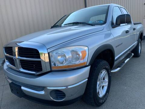 2006 Dodge Ram Pickup 1500 for sale at Prime Auto Sales in Uniontown OH