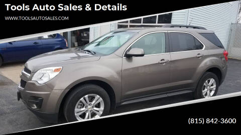 2012 Chevrolet Equinox for sale at Tools Auto Sales & Details in Pontiac IL
