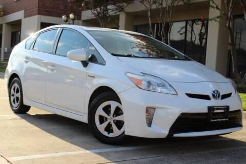 2012 Toyota Prius for sale at DFW Universal Auto in Dallas TX