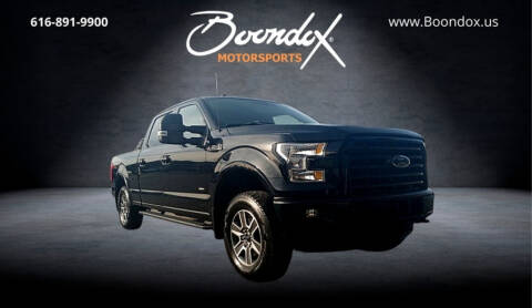 2016 Ford F-150 for sale at Boondox Motorsports in Caledonia MI