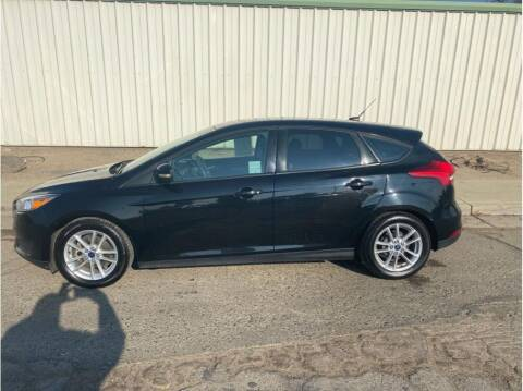 2016 Ford Focus for sale at Dealers Choice Inc in Farmersville CA