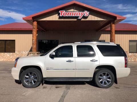 2012 GMC Yukon for sale at Tommy's Car Lot in Chadron NE