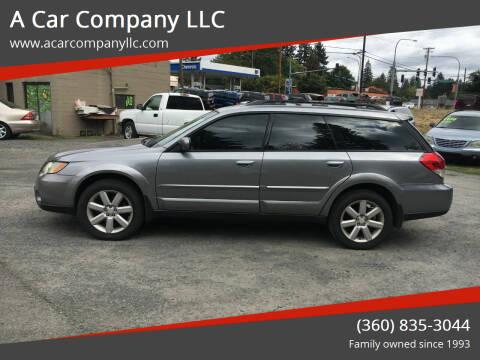 2008 Subaru Outback for sale at A Car Company LLC in Washougal WA