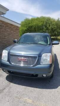 2009 GMC Yukon XL for sale at Progressive Auto Plex in San Antonio TX