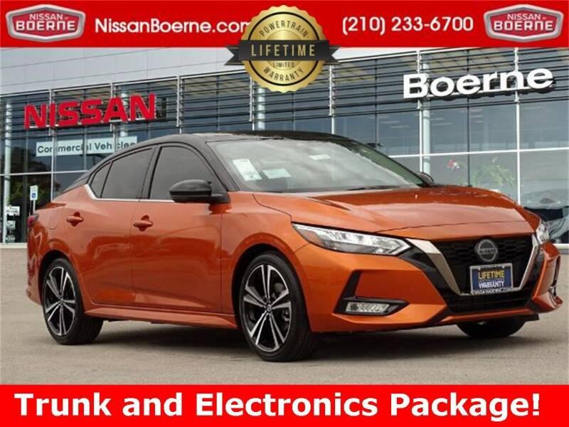 2021 Nissan Sentra for sale in Boerne, TX