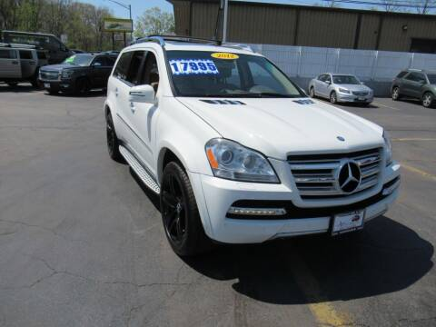 2012 Mercedes-Benz GL-Class for sale at Auto Land Inc in Crest Hill IL