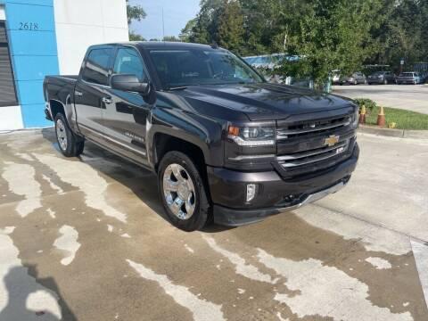 2016 Chevrolet Silverado 1500 for sale at ETS Autos Inc in Sanford FL