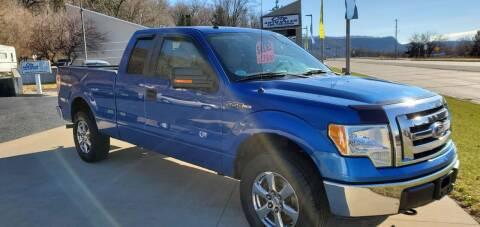 2010 Ford F-150 for sale at City Auto Sales in La Crosse WI