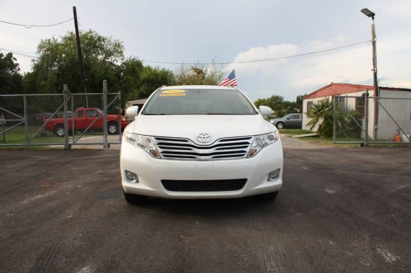 2011 Toyota Venza for sale at Fabela's Auto Sales Inc. in Dickinson TX