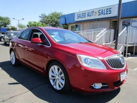 2012 Buick Verano for sale at Salem Auto Sales in Sacramento CA