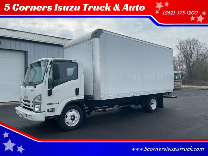2020 Isuzu NPR-HD for sale in Cedarburg, WI