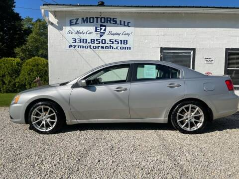2012 Mitsubishi Galant for sale at EZ Motors in Deerfield OH