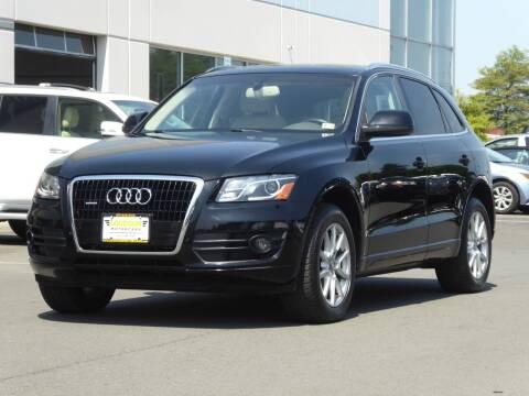 2010 Audi Q5 for sale at Loudoun Motor Cars in Chantilly VA