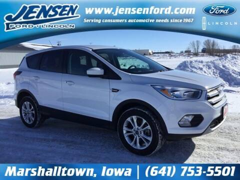 2019 Ford Escape for sale at JENSEN FORD LINCOLN MERCURY in Marshalltown IA