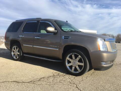2007 Cadillac Escalade for sale at Kuhn Enterprises, Inc. in Fort Atkinson IA