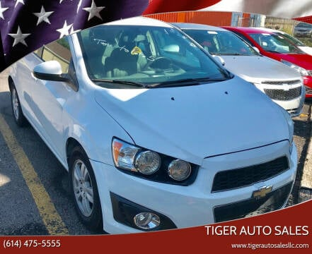 2015 Chevrolet Sonic for sale at Tiger Auto Sales in Columbus OH