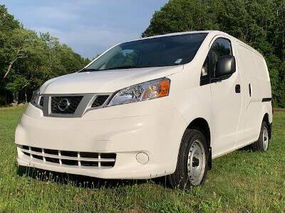 2020 Nissan NV200 for sale at Worthington Air Automotive Inc in Williamsburg MA