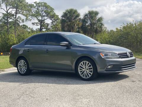 2015 Volkswagen Jetta for sale at D & D Used Cars in New Port Richey FL