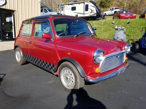 1993 Rover Mini for sale at W V Auto & Powersports Sales in Cross Lanes WV