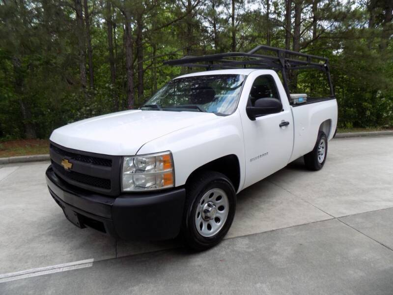 2013 Chevrolet Silverado 1500 for sale at S.S. Motors LLC in Dallas GA