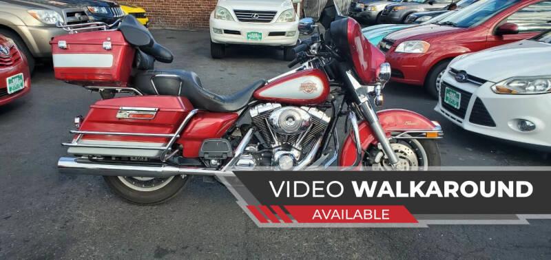 2004 Harley-Davidson FLHTCI for sale at Kar Connection in Little Ferry NJ