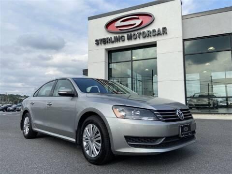 2014 Volkswagen Passat for sale at Sterling Motorcar in Ephrata PA
