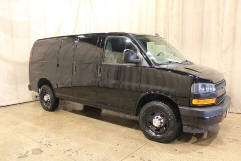 2019 Chevrolet Express Cargo for sale at Autoland Outlets Of Byron in Byron IL