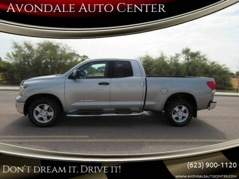 2008 Toyota Tundra for sale at Avondale Auto Center in Avondale AZ