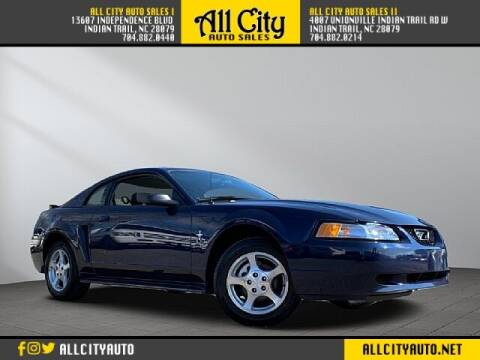2002 Ford Mustang for sale at All City Auto Sales in Indian Trail NC