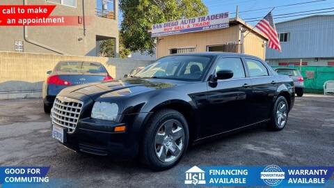 2008 Chrysler 300 for sale at San Diego Auto Traders in San Diego CA