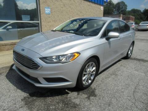2017 Ford Fusion for sale at 1st Choice Autos in Smyrna GA