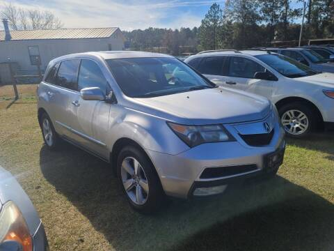 2011 Acura MDX for sale at Lakeview Auto Sales LLC in Sycamore GA