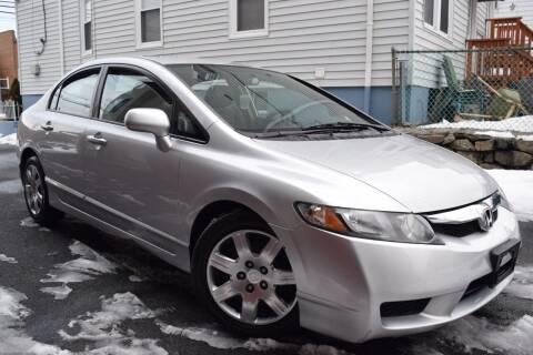 2011 Honda Civic for sale at VNC Inc in Paterson NJ