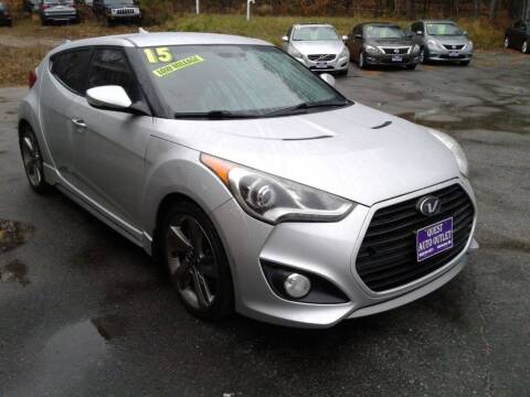 2015 Hyundai Veloster for sale at Quest Auto Outlet in Chichester NH