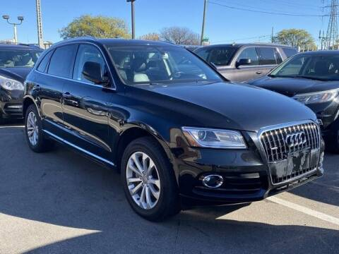 2015 Audi Q5 for sale at SOUTHFIELD QUALITY CARS in Detroit MI