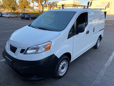 2014 Nissan NV200 for sale at Cars4U in Escondido CA