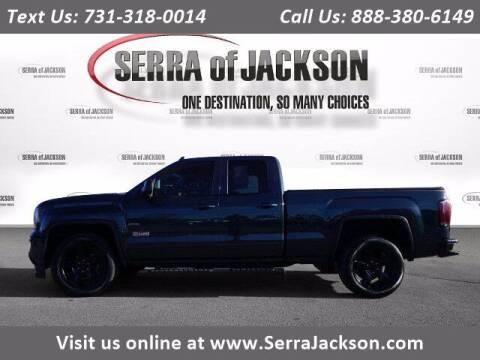 2018 GMC Sierra 1500 for sale at Serra Of Jackson in Jackson TN
