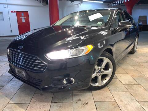 2015 Ford Fusion for sale at M Sport Motorcar in Hillside NJ