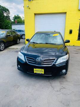 2011 Toyota Camry for sale at Hartford Auto Center in Hartford CT