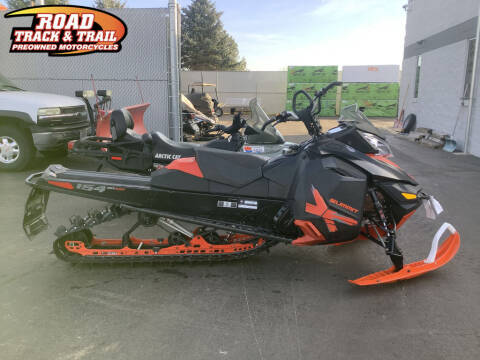 2014 Ski-Doo Summit X 800R for sale at Road Track and Trail in Big Bend WI